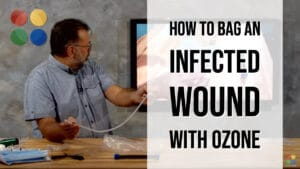 Ozone bagging How to bag with ozone