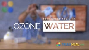 Ozone water